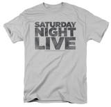 Saturday Night Live - Distressed Logo T-shirts
