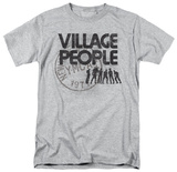 The Village People - Stamped T-shirts