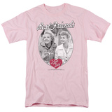 I Love Lucy - Best Friends T-Shirt