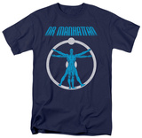 Watchmen - Anatomy T-shirts