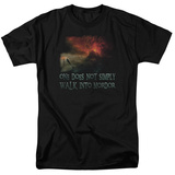Lord Of The Rings - Walk In Mordor T-shirts