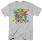 Martian Manhunter - Manhunter Stars T-shirts