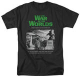 War Of The Worlds - Attack People Poster Shirts