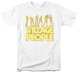 The Village People - VP Pose Shirts