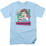 I Love Lucy - Vita Comic T-Shirt