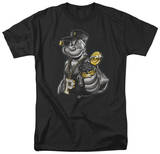 Popeye - Get More Spinach T-Shirt