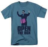 Saturday Night Live - Open The Box T-shirts