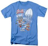I Am Weasel - Balloon Ride T-shirts