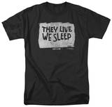 They Live - We Sleep T-shirts