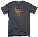 Mighty Mouse - Mighty Circle T-Shirt