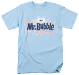 Mr Bubble - Eye Logo Shirts
