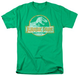 Jurassic Park - JP Orange Shirts