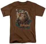 The Hobbit - Radagast The Brown T-shirts