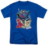 Justice League - Unlimited T-shirts