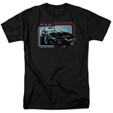 Knight Rider - Kitt T-shirts