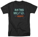 Psycho - Bates Motel Distressed T-Shirt