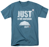 Major League - Just A Bit Outside T-shirts