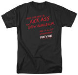 They Live - Chew Bubblegum T-shirts