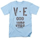 Tremors - VE Odd Jobs T-shirts