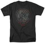 Hellboy II - BPRD Stone T-Shirt