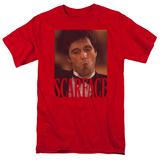 Scarface - Smoking Cigar T-Shirt