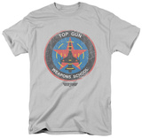 Top Gun - Flight School Logo T-shirts