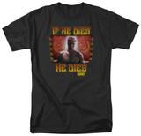 Rocky - Condolences T-shirts