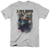 Judge Dredd - Last Words Shirts