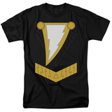 Justice League - Black Adam Costume Tee Shirts