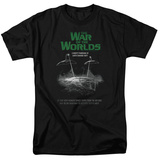 War Of The Worlds - Attack Poster T-shirts