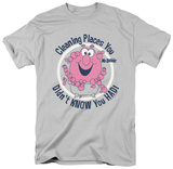 Mr Bubble - Cleaning Places T-shirts