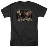 Heroes - Cast T-Shirt
