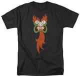 Samurai Jack - Aku Face T-shirts
