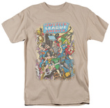 Justice League - Most Important Man T-shirts