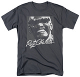 Ray Charles - Signature Glasses T-shirts