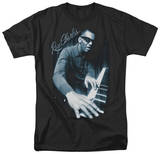 Ray Charles - Blues Piano T-Shirt