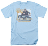 Knight Rider - Back Seat T-Shirt