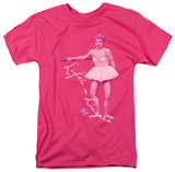 I Love Lucy - Life's A Big Dance T-shirts
