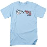 Puss N Boots - Rebus Logo Shirts