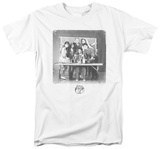 Saved By The Bell - Class Photo T-shirts