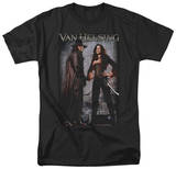 Van Helsing - Team Up T-shirts