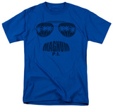 Magnum P.I. - Face It T-shirts