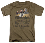 Monty Python - Tea & Biscuits T-Shirts