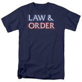 Law & Order - Logo T-shirts