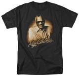Ray Charles - Sepia T-shirts