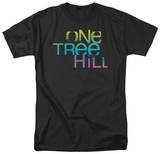 One Tree Hill - Color Blend Logo T-shirts