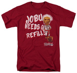 Major League - Jobu Needs A Refill T-shirts