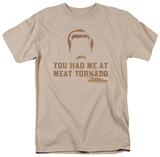 Parks & Recreation - Meat Tornado T-Shirt
