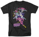 Justice League - Colorful League T-Shirt