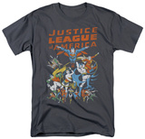 Justice League - Big Group T-shirts